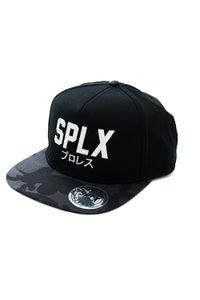 Image of SPLX Dark Camo SnapBack