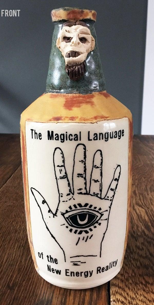 Image of Ceramic Bottle 17 - New Energy Reality