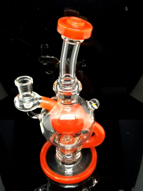 Image of @Dynamic_Glass Red Ball Rig