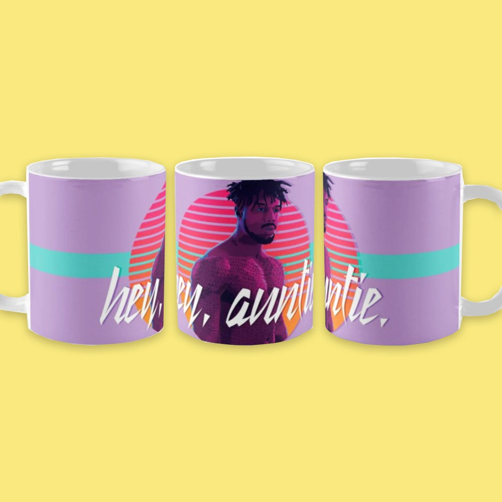 Image of Hey, Auntie! (Mug)