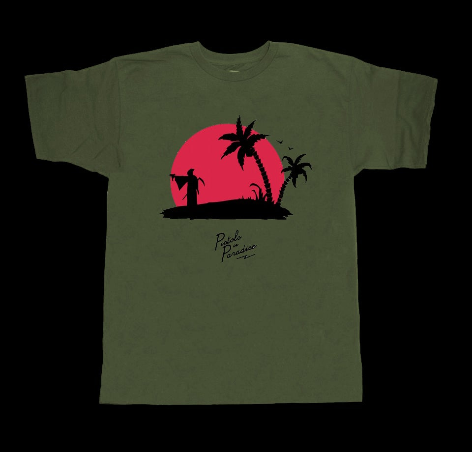 Image of Beach Reaper (Military Green)