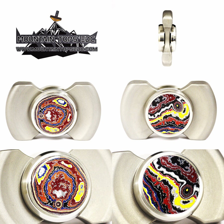 Image of Fordite Grips