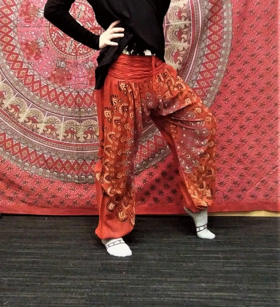 Image of Mandala Pants Straight Leg