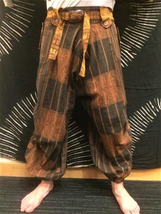Image of Aztech Coconut Pants