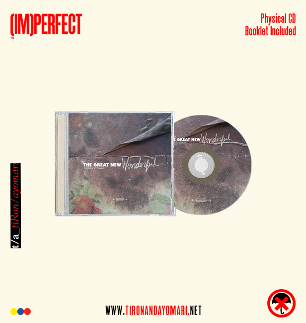 Image of The Great New Wonderful LP (Physical CD) ***PRE-SALE***