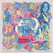 Image of Wight - Love Is Not Only What You Know LP