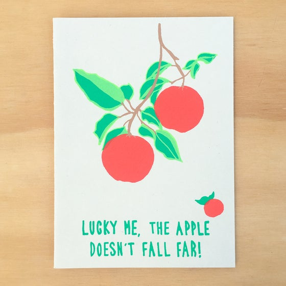 Image of Apple Doesn't Fall Far