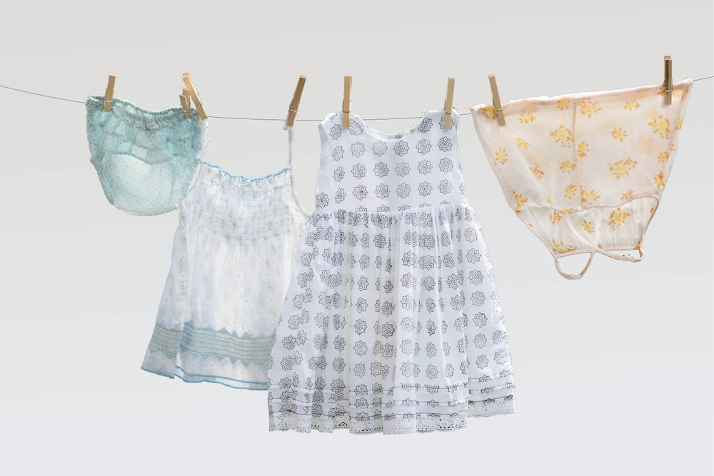 Image of Baby Apparel - Spring 1