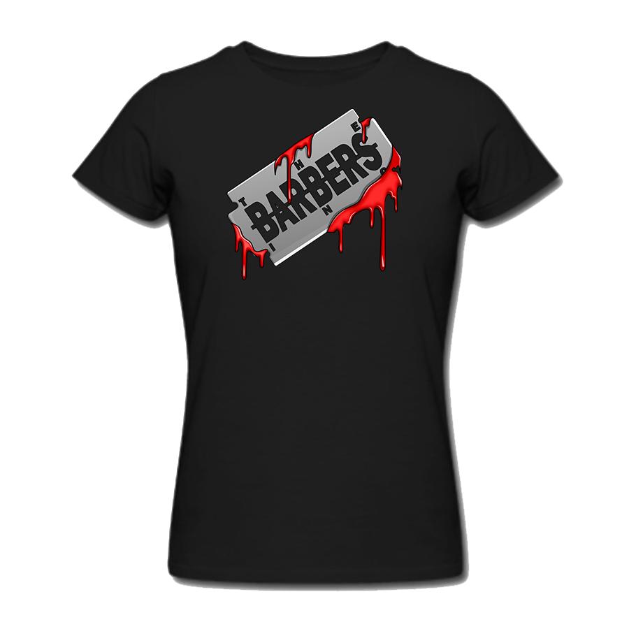 Image of Women's Bloody Razor Shirt