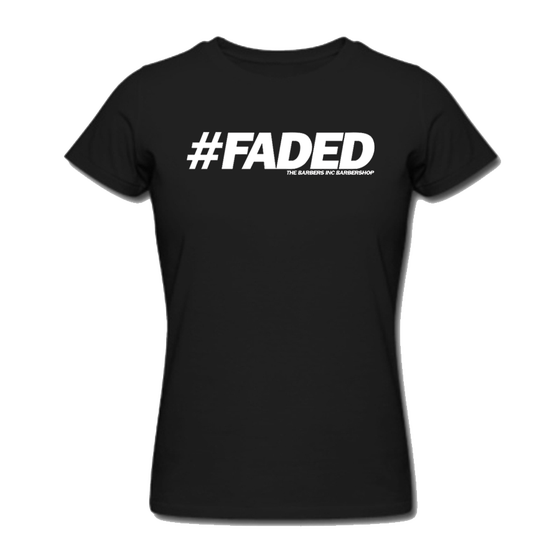 Image of Women's #Faded Shirt