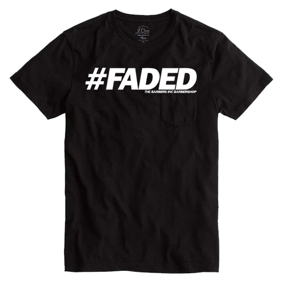 Image of Men's #FADED Shirt