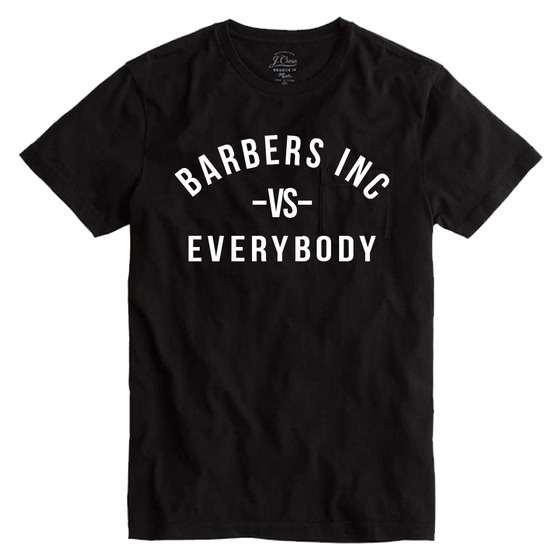 Image of Men's TBI vs. Everybody Shirt