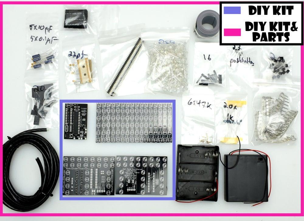 Image of Standard Guy Manuel LED DIY/Completed Kit