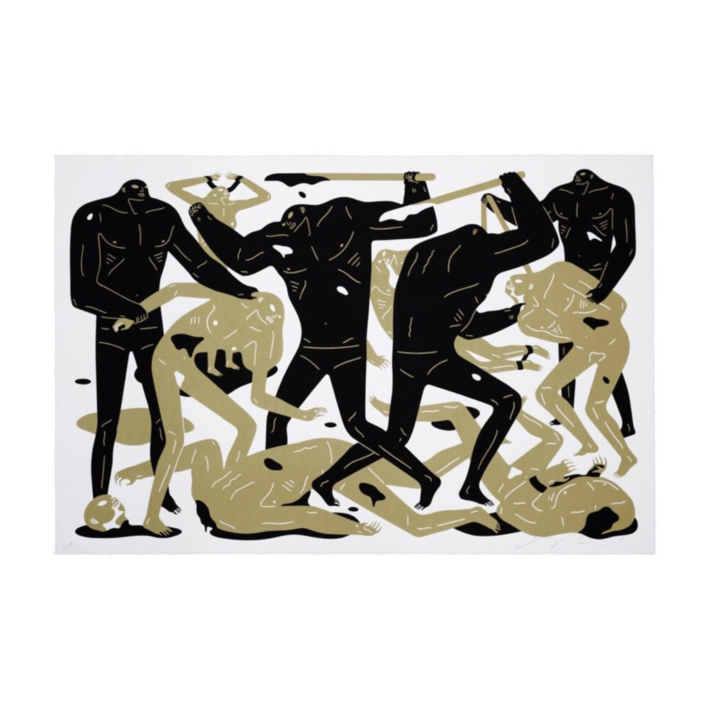 Image of Cleon Peterson - Between man and god - Set