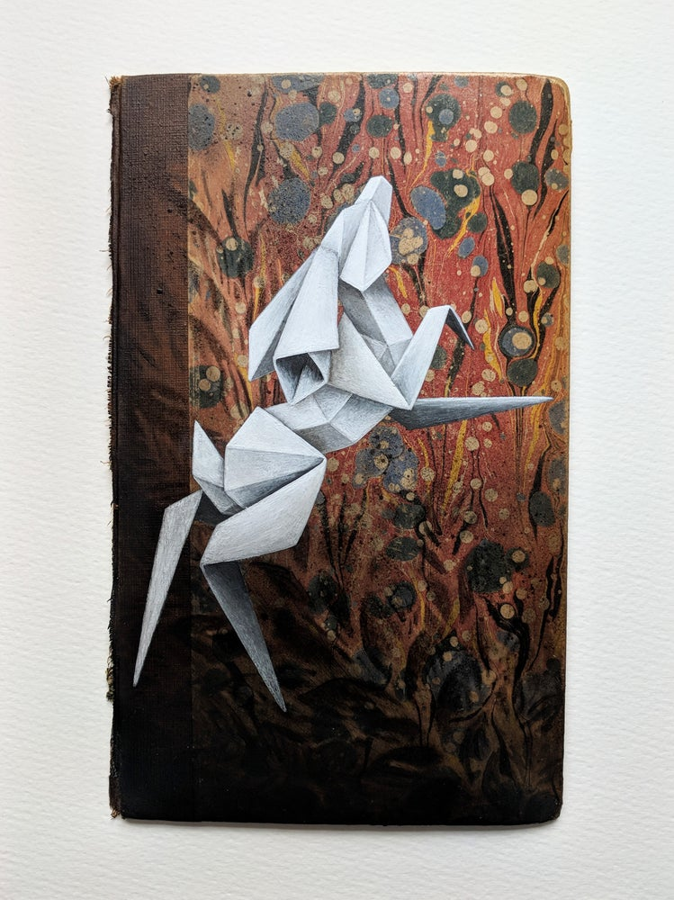 Image of 'Into the light' original painting