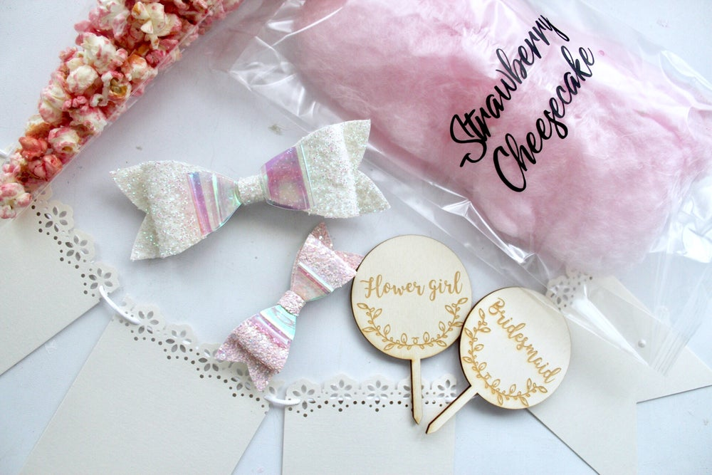 Image of Thank you for being...Wedding giftsets