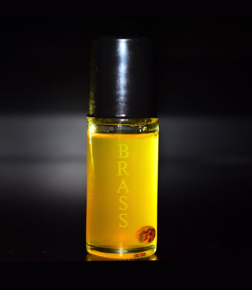 Image of BRASS THE FRAGRANCE BY AMBRAGIO