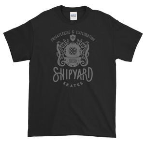 Image of Privateering Black Out Tee