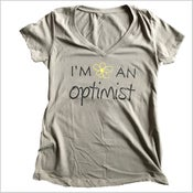 Image of The I'm An Optimist Tee