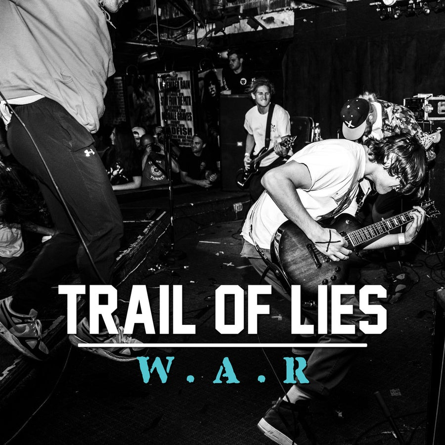 Image of Trail Of Lies - W.A.R.
