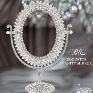 Image of Coquette Swarovski Crystal Vanity Collection