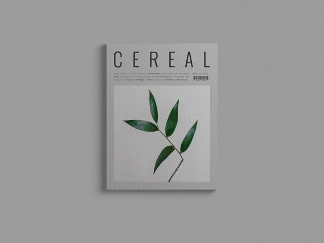 Image of CEREAL volume 15 - pre order