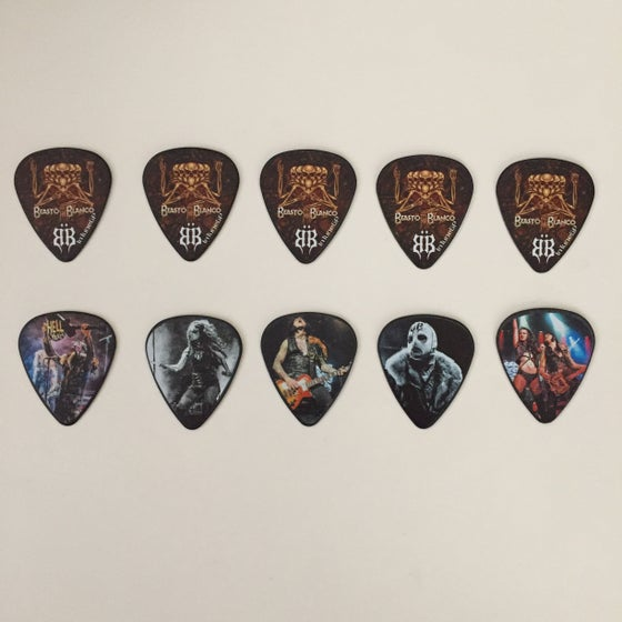 "Image of OFFICIAL - BEASTO BLANCO - LIMITED ""BB"" PICK BUNDLE"