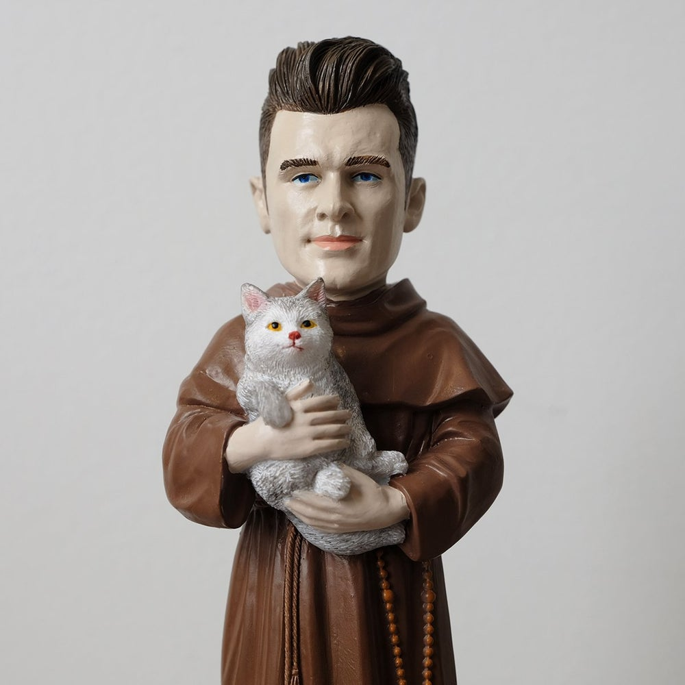 Image of SAINT MOZ (1 OF 100) (WAS $50)