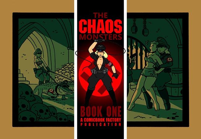 Image of The Chaos Monsters Book One
