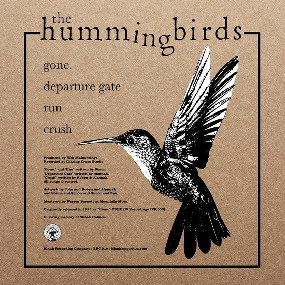 Image of Hummingbirds