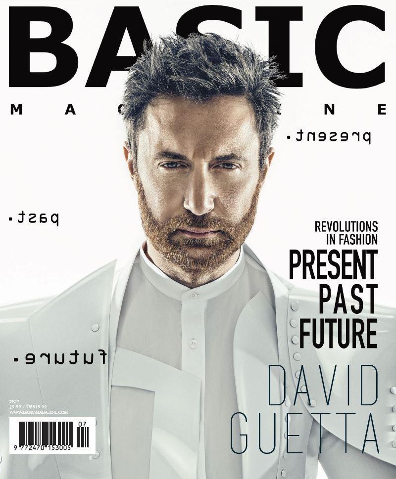 Image of BASIC DAVID GUETTA Present. Past. Future.