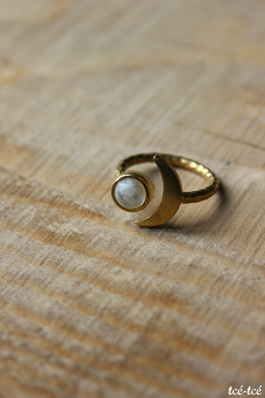 """Image of Bague """"Fly me to the moon"""""""