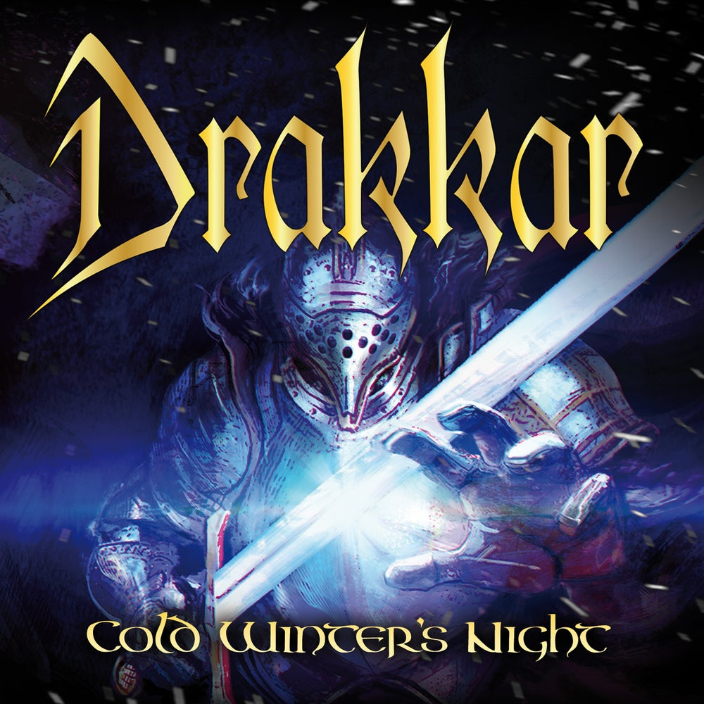 "Image of DRAKKAR ""Cold Winter's Night"" digiMCD (PRE-ORDER NOW!!!)"