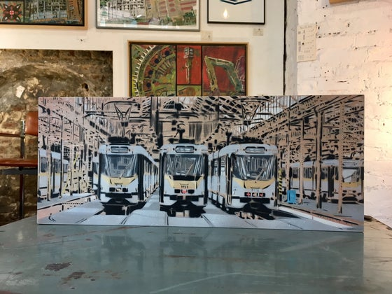 Image of Tramways Bruxellois