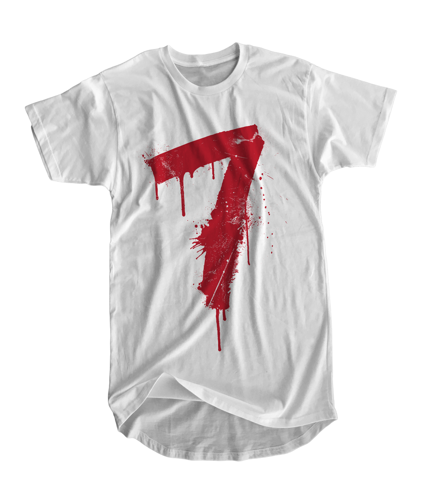 Image of 7 Places Commemorative T-Shirt (White)