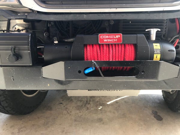 Image of TOO's Ultimate ComeUp 9500 lb Winch