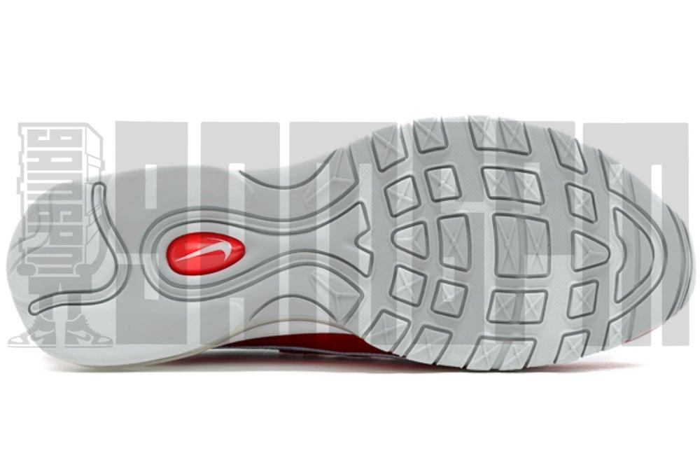 "Image of Nike AIR MAX 98 ""SUPREME VARSITY RED"""