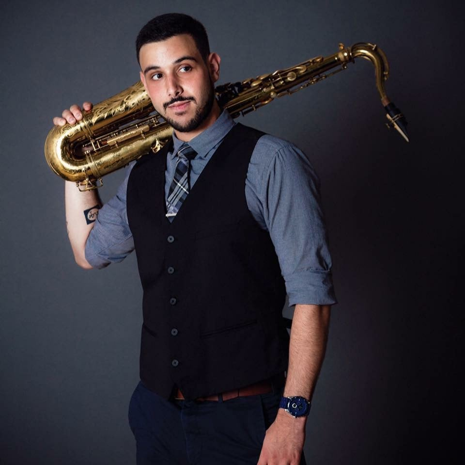 Image of Sam Greenfield Sax Lesson