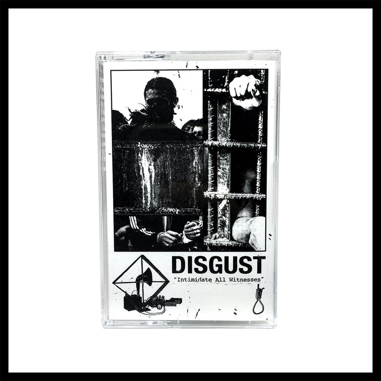 "Image of DISGUST - ""Intimidate All Witnesses"" S/S C30"