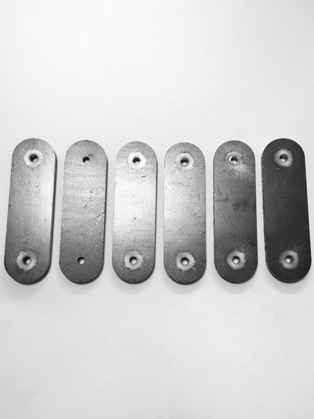 Image of 6mm Fabrication Tab 2 - set of six