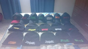 Image of CAPS AND HATS