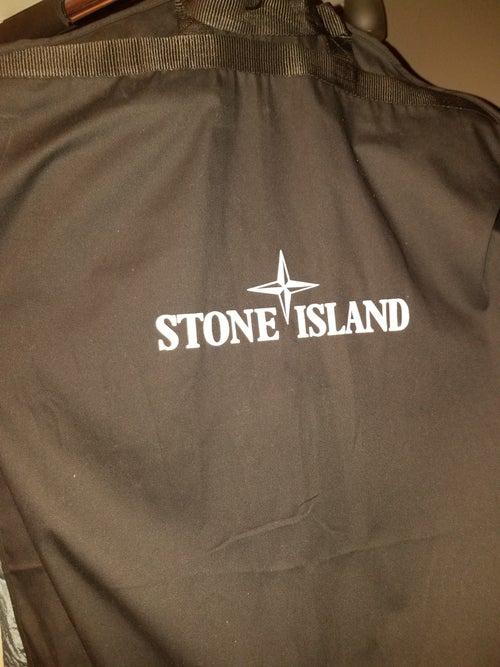 Image of STONE ISLAND NYLON METAL BOMBER