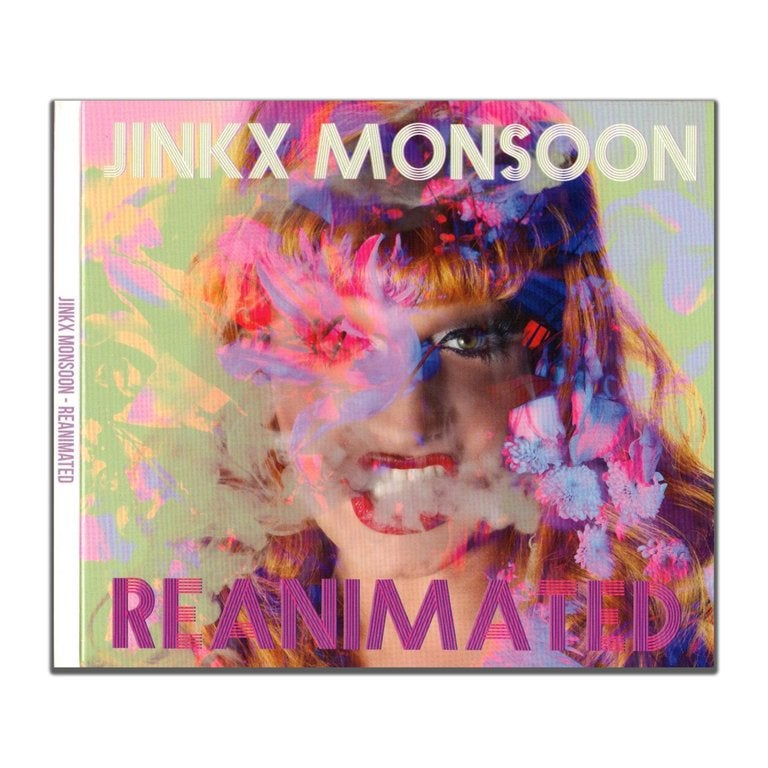 Image of Jinkx Monsoon Reanmiated CD