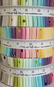 Image of V and Co. Ombre Confetti Jelly roll