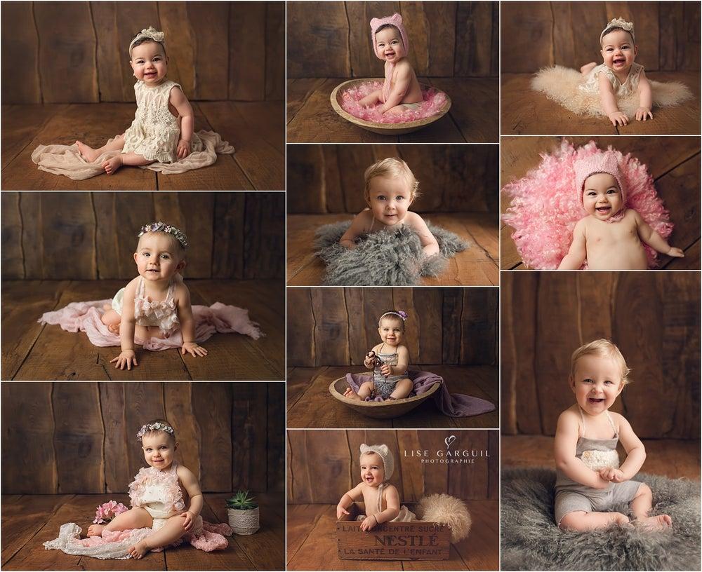 Image of Mini séance bébé artistique 4-12 mois - Samedi 21 et Dimanche 22 Avril 2018