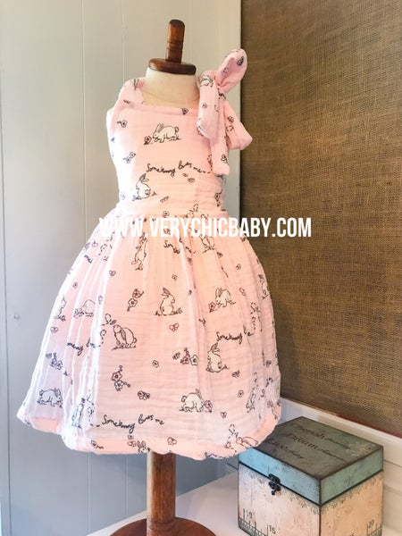 Image of Some Bunny Loves Me Dress