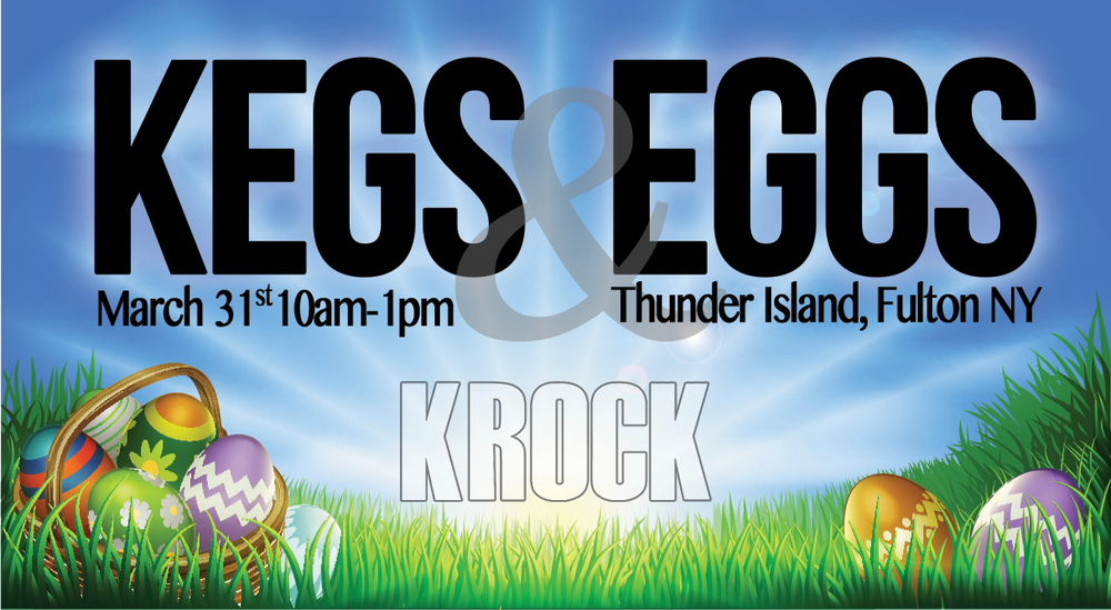 Image of KROCK Kegs & Eggs