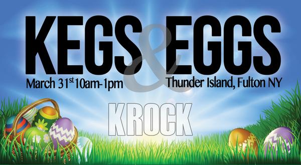 Image of KROCK Kegs & Eggs