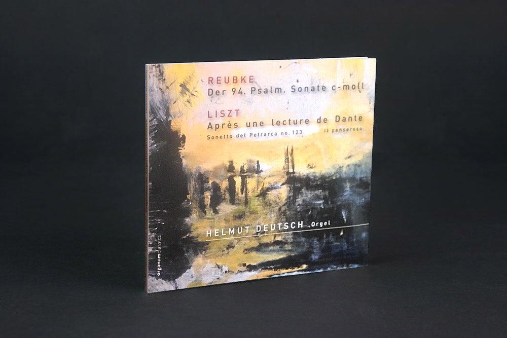 "Image of Julius Reubke · Orgelsonate ""Psalm 94"""