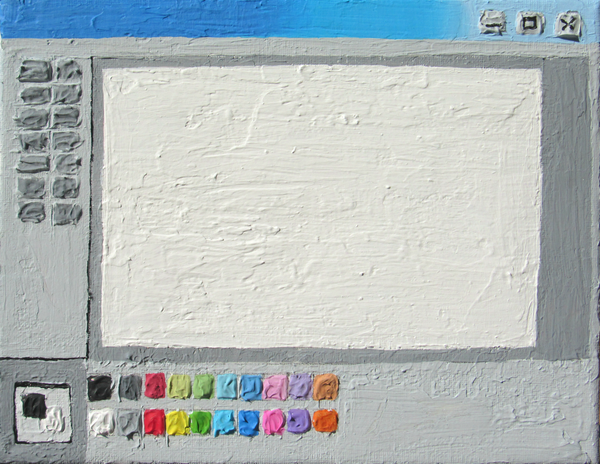 Image of Paint Print